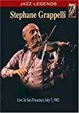 Stephane Grappelli: Live in San Francisco 1985