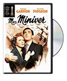 Mrs. Miniver - movie DVD cover picture