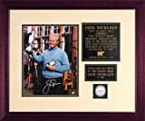 Jack Nicklaus - Claret Jug - Framed Autographed Photograph with Golf Ball