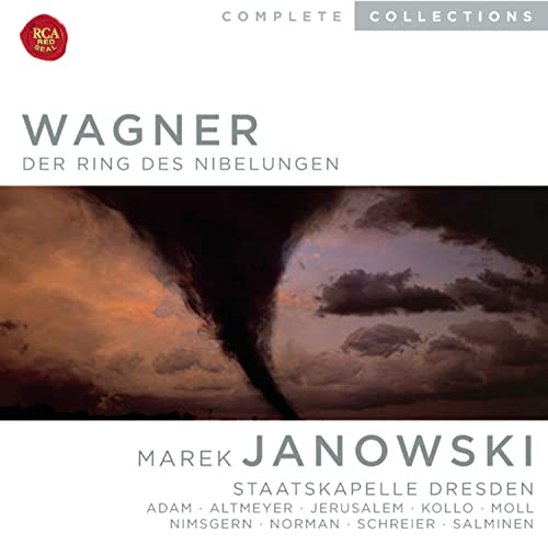 Wagner - Der Ring (Disc 03) - Die Walküre CD1 - Zortam Music