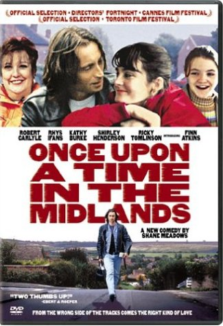 Once Upon a Time in the Midlands DVD
