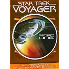 Star Trek Voyager Dvds