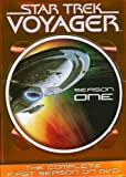 Star Trek Voyager - The Complete First Season - movie DVD cover picture