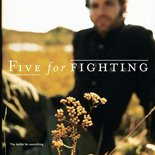 Five For Fighting - Battle for Everything - Zortam Music