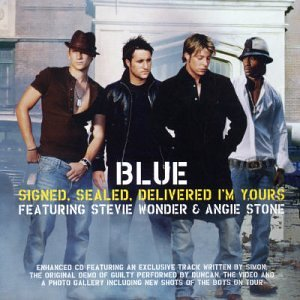 Signed, Sealed, Delivered I'm Yours [US CD]