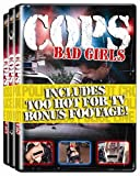Cops 3-Pack (Bad Girls / Caught in the Act / Shots Fired) - movie DVD cover picture
