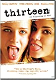 Thirteen - movie DVD cover picture