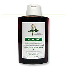 Klorane Strengthening Shampoo with Quinine (Lifeless Hair, Hair Loss) 6.7 oz Klorane