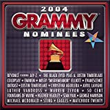 Album cover for Grammy Nominees 2004