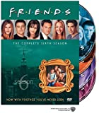 Friends - The Complete First Six Seasons - movie DVD cover picture