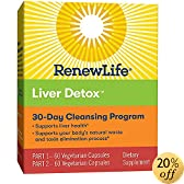 Renew Life - Liver Detox, 120 kit, Buy it at The Vitamin Shoppe and Enjoy... by Renew Life