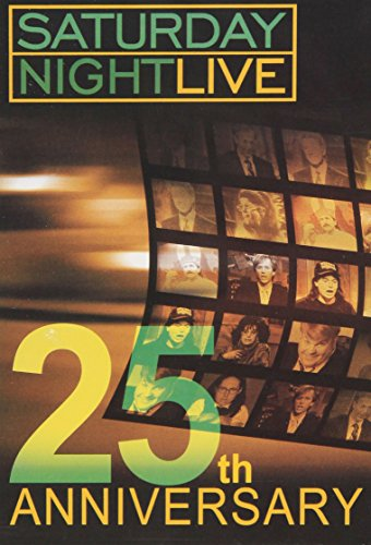 Saturday Night Live - 25th Anniversary DVD