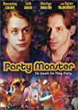 Party Monster - movie DVD cover picture