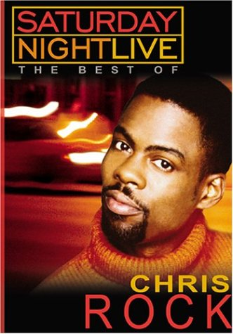 Saturday Night Live - The Best of Chris Rock DVD