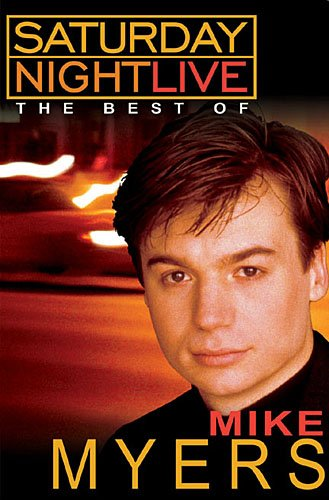 Saturday Night Live - The Best of Mike Myers  DVD