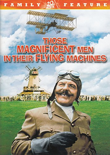 Those Magnificent Men in Their Flying Machines / Воздушные приключения (1965)
