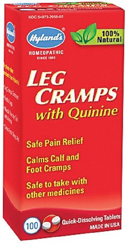 Hyland's - Leg Cramps With Quinine, 100 tablets Hyland's