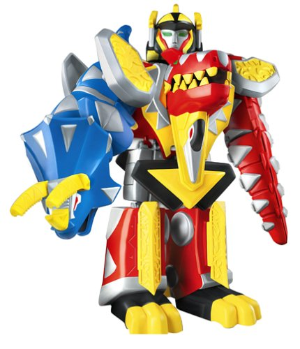 Dino Thunder Mega Zord: Reefside High Playset - our price: $14.99
