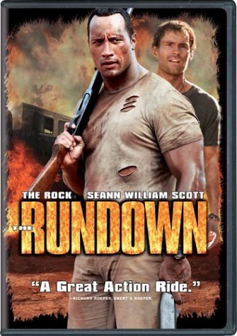 The Rundown  DVD