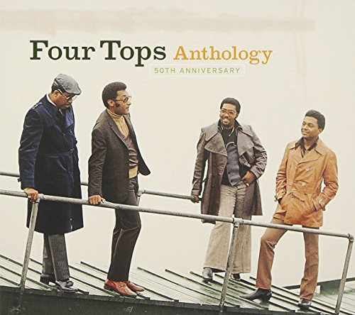 Four Tops - 50th Anniversary Anthology - Zortam Music