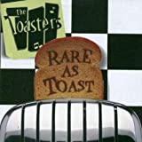 Album cover for Rare as Toast