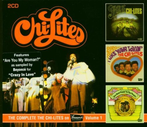 Complete Chi-Lites on Brunswick, Vol. 1