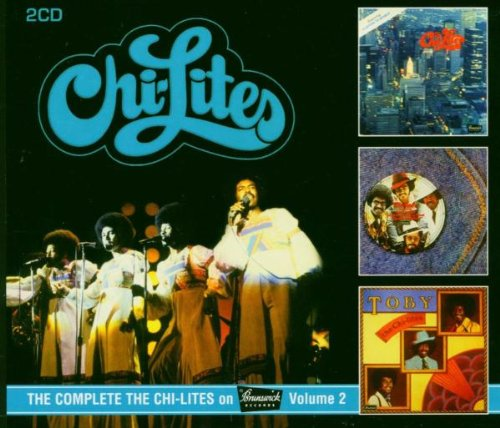 Complete Chi-Lites on Brunswick, Vol. 2