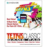 Tetris Classic GamePak Secure Digital Card For Palm OS And Pocket PC