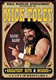 DVD : WWE - Mick Foley's Greatest Hits & Misses: A Life in Wrestling