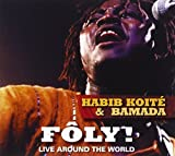 Album cover for Foly! Live Around the World