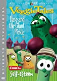 VeggieTales - Dave and the Giant Pickle - movie DVD cover picture