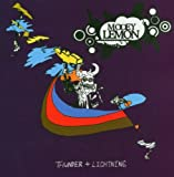 Capa do álbum Thunder + Lightning
