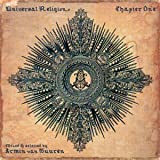 Pochette de l'album pour Universal Religion - Chapter One