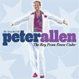 Copertina di The Very Best of Peter Allen: The Boy From Down Under
