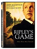Ripley's Game - movie DVD cover picture