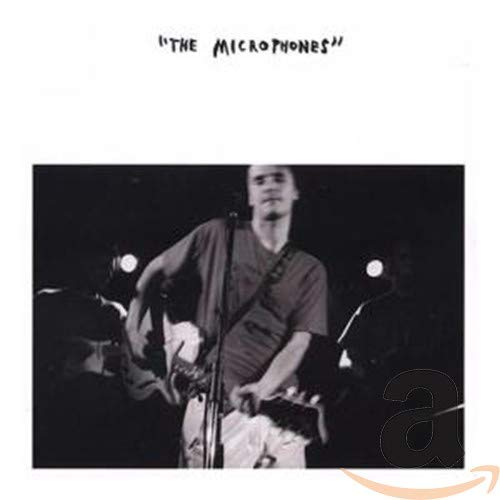 Cover of The Microphones Live in Japan