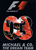 2003 Formula 1 World Championship Review - movie DVD cover picture