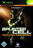 Tom Clancy´s Splinter Cell - Pandora Tomorrow (Xbox)