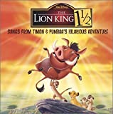 Skivomslag för Lion King 1 12  Songs From