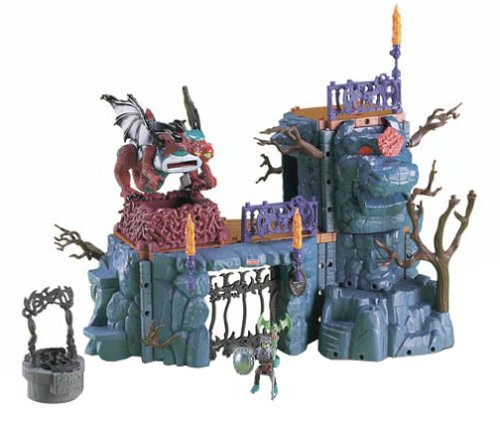 mega bloks my knights castle instructions