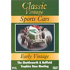 Classic Vintage Sports Cars - Early Vintage