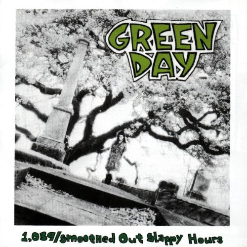 CD-Cover: Green Day - 1039 / Smoothed Out Slappy Hours