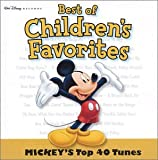 Pochette de l'album pour Mickey's Top 40