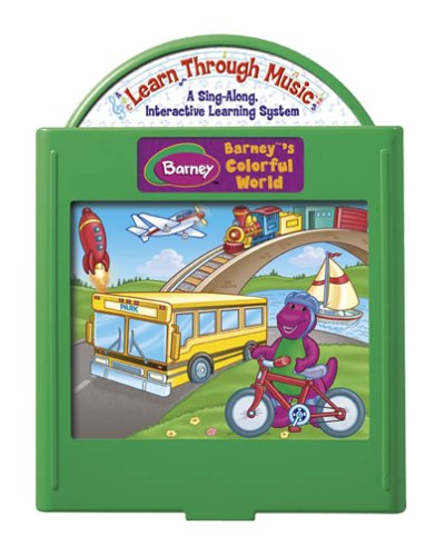 LEARN THROUGH MUSIC Barney Let's Share The Day Sing Along ...