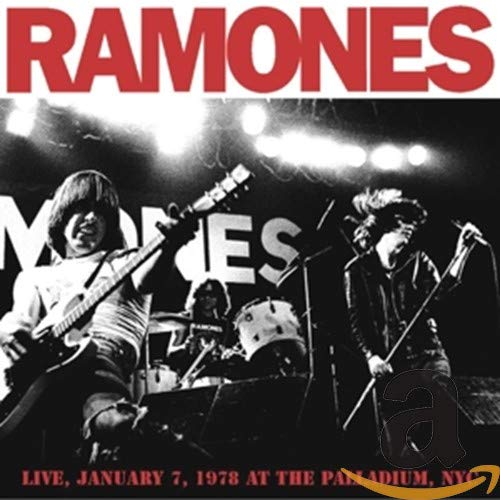Live January 7, 1978 at the Palladium, NYC