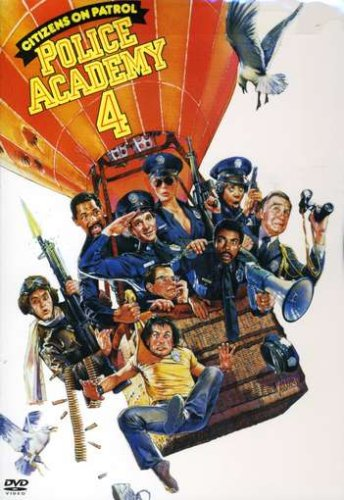 Police Academy 4: Citizens on Patrol / ����������� �������� IV: �������� � ������� (1987)