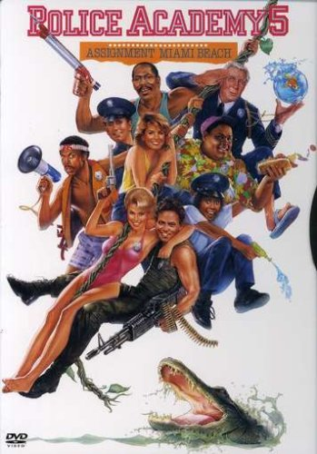 Police Academy V : Assignment Miami Beach / Полицейская академия V: Задание - Майами Бич (1988)