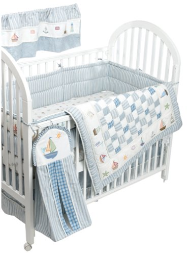 Malawi Crib Bedding Set