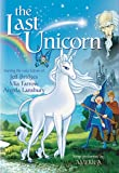 The Last Unicorn - movie DVD cover picture