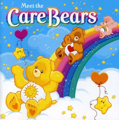 Original album cover of Meet the Care Bears by Various Artists